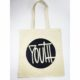 Youth all canvas Tote bag